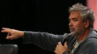 Le réalisateur Luc Besson, avril 2015  (CHINE NOUVELLE/SIPA)