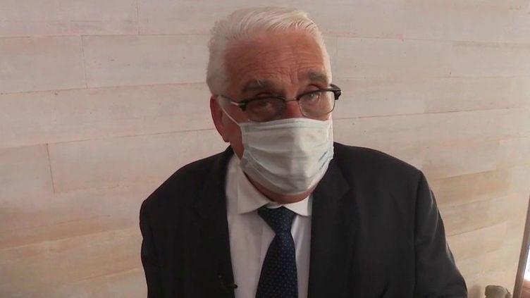 Élections sénatoriales: une journée avec Jean-Pierre Sueur (FRANCE 3)