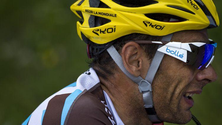 Jean-Christophe Péraud (AG2R - La Mondiale) (LIONEL BONAVENTURE / AFP)
