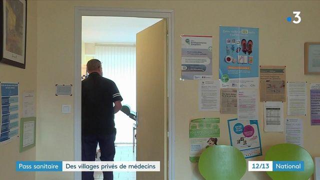 Covid-19 : les médecins sans pass sanitaire ne pourront plus exercer jusqu'à nouvel ordre