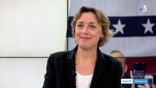 Laurence Nardon de l'Ifri (France 3)