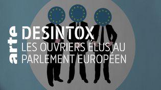 Non, Marie-Hélène Bourlard ne sera pas la première ouvrière française élue au Parlement Européen (DÉSINTOX/ARTE/LIBERATION/2P2L)