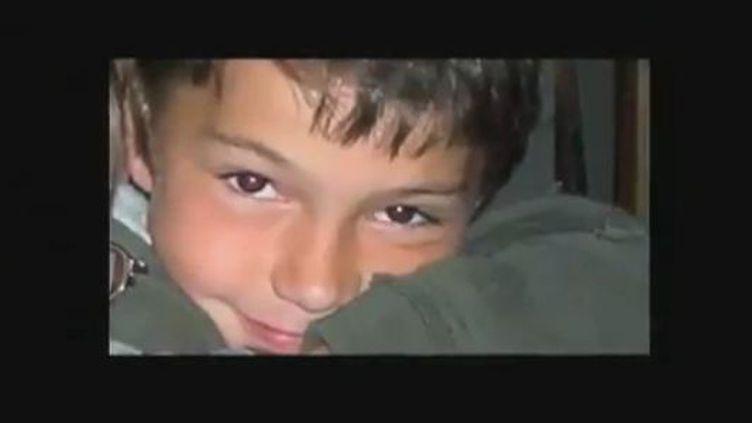 Valentin, assassiné en juillet 2008 à l'âge de 11 ans, à Lagnieu (Ain). (FTVi)