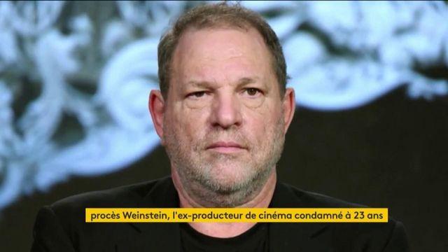 Cinéma : Harvey Weinstein condamné à 23 ans de prison pour viols et agressions sexuelles
