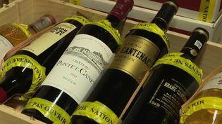 Vins: les grands crus, nouvelles cibles privilégiées des trafiquants  (France 2)
