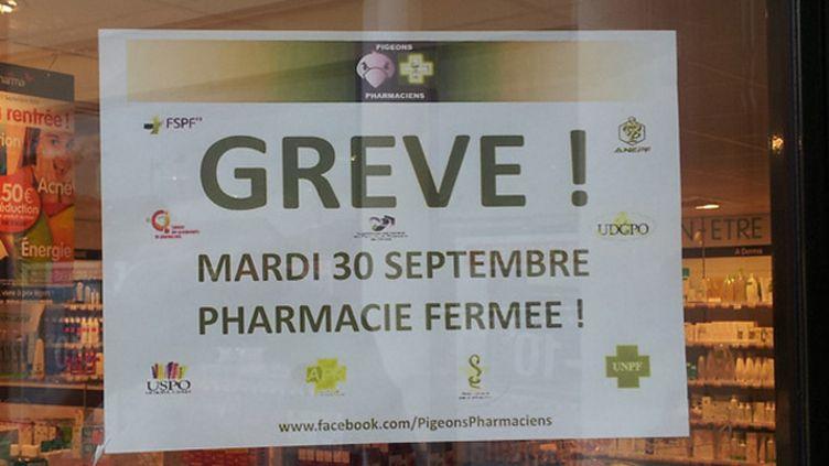 (Beaucoup de pharmacies vont rester fermées ce mardi © RF)