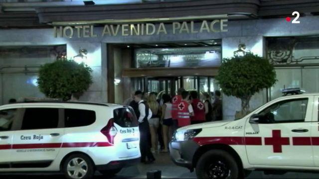 Attentats de Barcelone : la police dévoile des photos des préparatifs