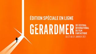 l'affiche du 28e Festival internatonal du film fantastique de Gérardmer (janvier 2021). (DR)