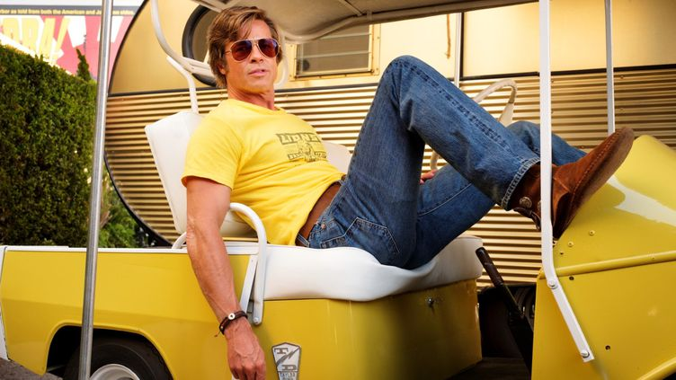 "Brad Pitt est un cascadeur dans ""Once Upon a Time in Hollywood"" de Quentin Tarantino (Copyright 2019 Sony Pictures Entertainment Deutschland GmbH)"