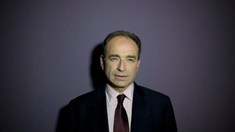 Jean-François Copé, secrétaire général de l'UMP (FRED DUFOUR / AFP)