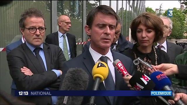 Loi Travail : Manuel Valls demande à la CGT de ne plus manifester à Paris