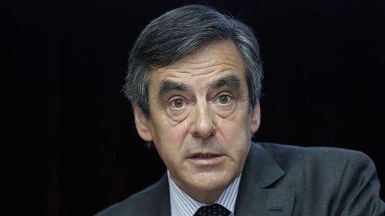 (François Fillon poursuit Jean-Pierre Jouyet et deux journalistes du Monde en diffamation © MAXPPP)