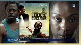 L'affiche du film L'oeil du cyclone (France 3)