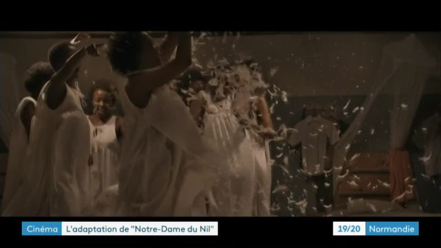 Notre Dame du Nil au cinéma