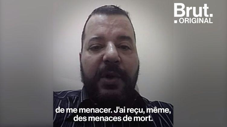 VIDEO. Élections présidentielles en Tunisie : Mounir Baatour, premier candidat ouvertement homosexuel (BRUT)