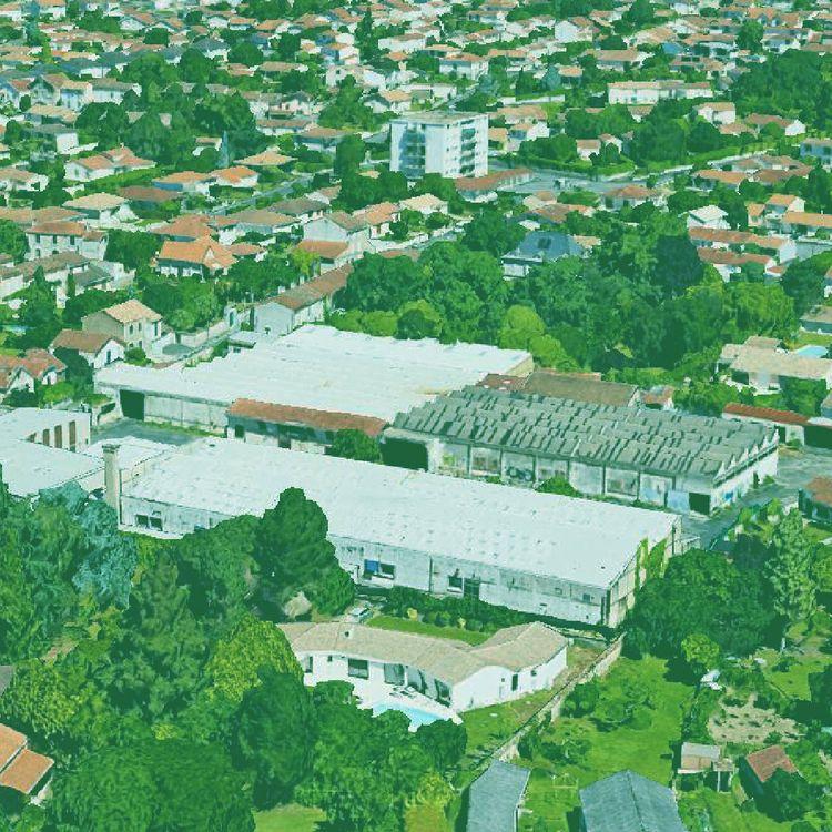 Une usine à l'abandon dans le quartier Saint-Cybard à Angoulême (Charente) inquiète lesriverains. (GOOGLE MAPS)