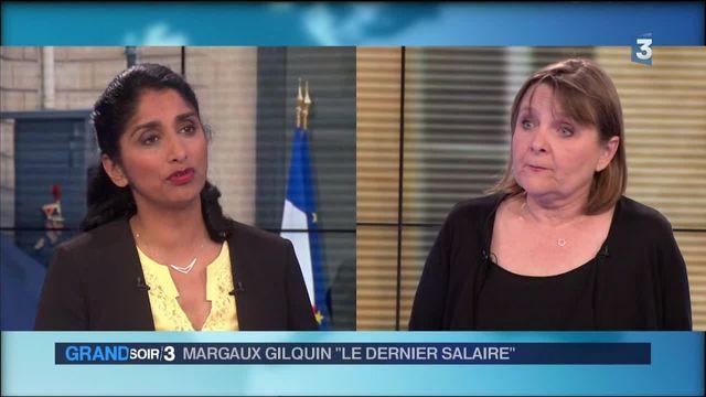 """Margaux Gilquin : """"Ne pas travailler, c'est mourir"""""""