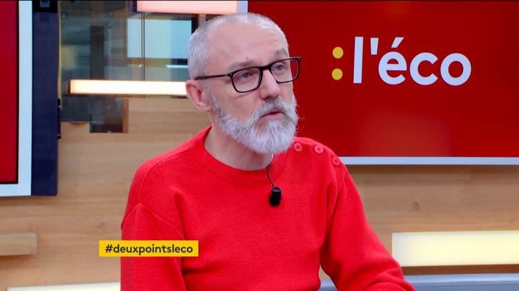 Marc Dixneuf dans :l'éco (FRANCEINFO)