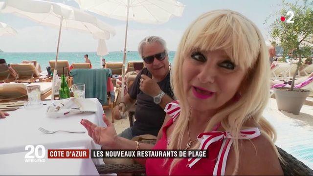 Côte d'Azur : les nouvelles plages privées