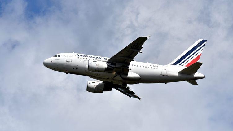 La nomination de Benjamin Smith comme directeur général d'Air France-KLMest vivement critiquéepar les syndicats de la compagnie. (JONATHAN KONITZ / MAXPPP)