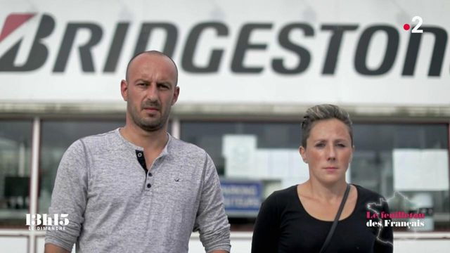 """VIDEO. Bridgestone : """"Goodyear, ça n'a pas marché, Continental a fermé... Pourquoi nous ça marcherait ?"""", un salarié en lutte contre la fermeture de l'usine de Béthune"""