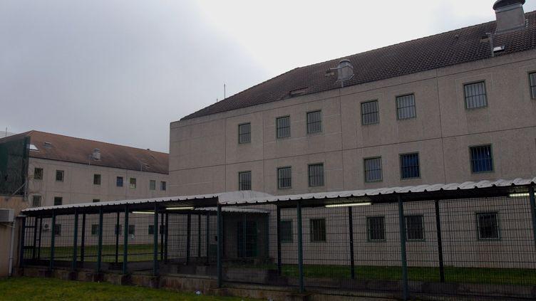 Le centre pénitentiaire Le Craquelin à Châteauroux (Indre), en 2007. (MAXPPP)