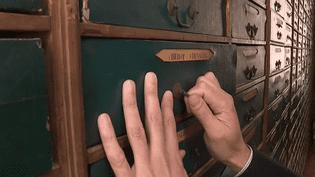 La numérisation des archives privées Andriveau a été réalisée par la société Filae  (France 3 / Culturebox )