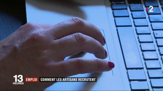 Emploi : comment les artisans recrutent