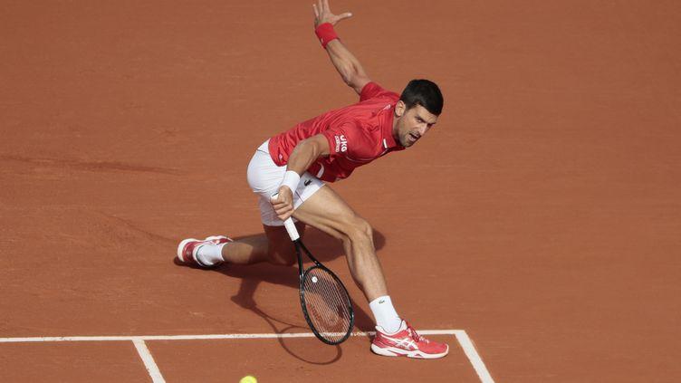 Novak Djokovic (STEPHANE ALLAMAN / STEPHANE ALLAMAN)