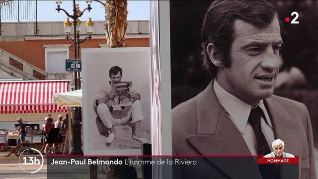 Mort de Jean-Paul Belmondo : vive émotion à Nice