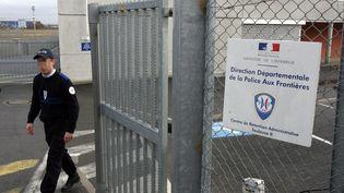 Police des frontières à Cornebarrieu en 2013 (THIERRY BORDAS / MAXPPP)