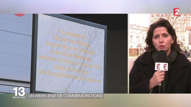 Commémoration des attentats de janvier : un week-end d'hommages