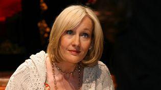 J.K. Rowling (alias Robert Galbraith)  (GABRIEL BOUYS / AFP)