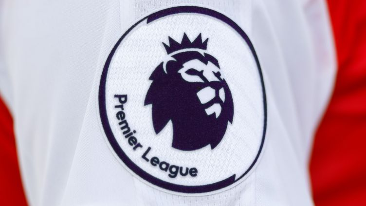 Le nouveau logo de la Premier League depuis l'été dernier. (  BEN QUEENBOROUGH / BACKPAGE IMAGES LTD)