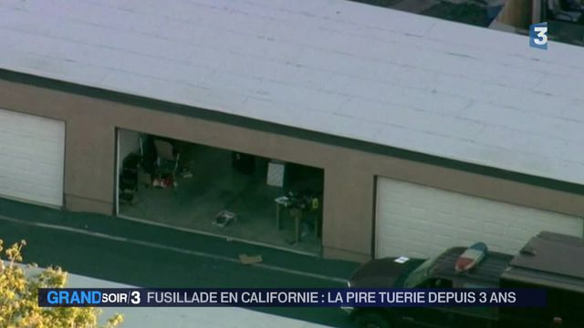 Fusillade en Californie : tuerie la plus meurtrière depuis trois ans