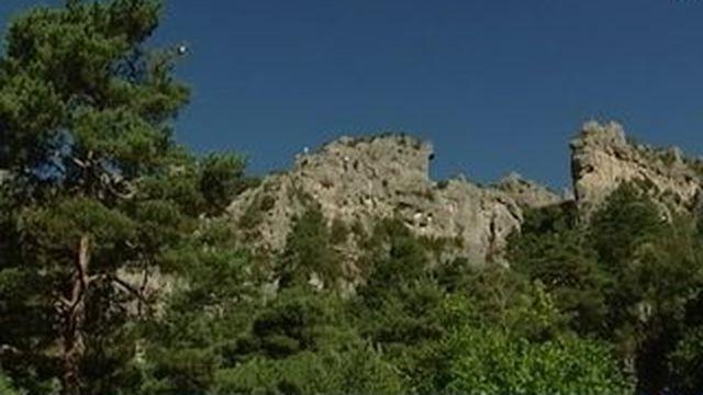 À la découverte du plus grand labyrinthe rocheux d'Europe