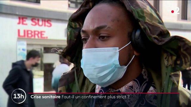 Covid-19 : l'hypothèse d'un confinement plus strict divise les Français