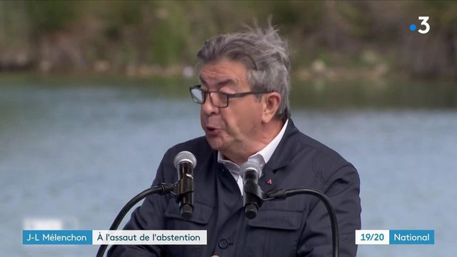 Présidentielles de 2022 : Jean-Luc Mélenchon à l'assaut de sa troisième et dernière tentative