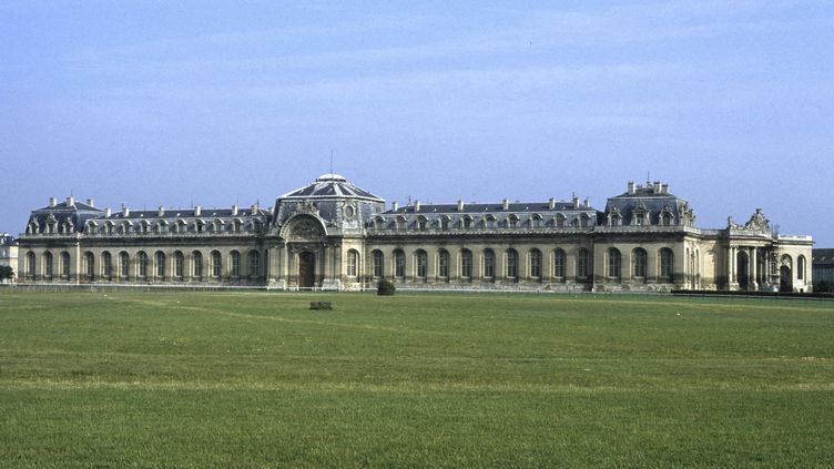 Les Grandes Ecuries de Chantilly (AGLILEO COLLECTION / AURIMAGES VIA AFP)