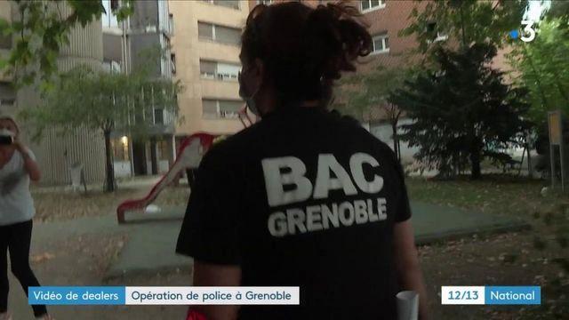 Grenoble : opération de police après la diffusion de vidéos inquiétantes