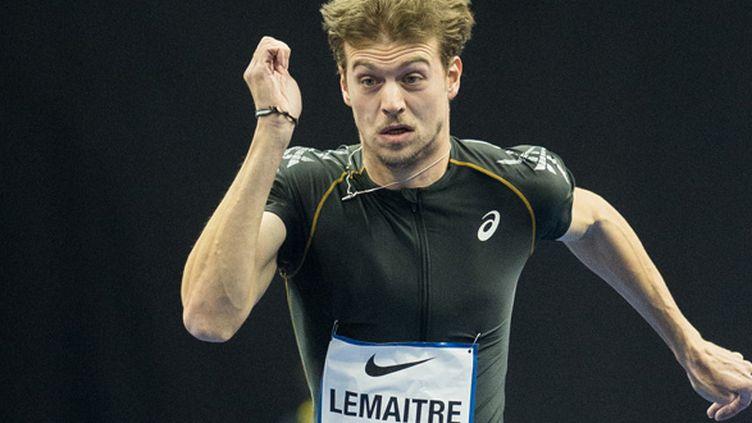 Christophe Lemaitre (LUKAS SCHULZE / DPA)