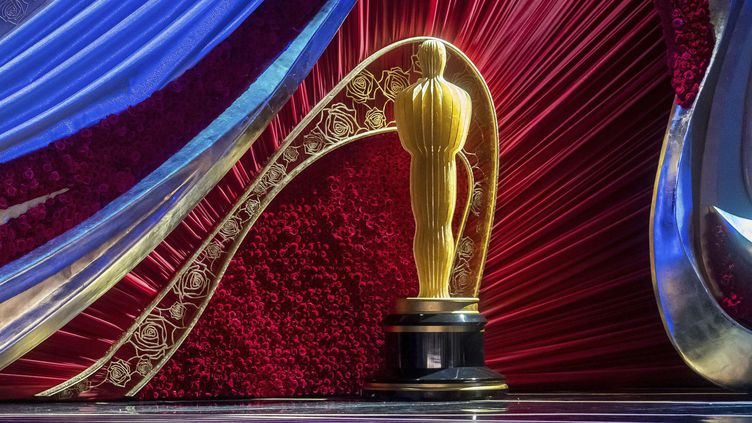 La scène des Oscars 2019 à Los Angeles  (Charles Sykes/AP/SIPA)