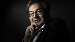 Le philosophe Alain Finkielkraut, le 16 juin 2015. (JOEL SAGET / AFP)