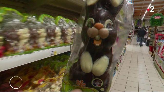 Pâques : dans les coulisses d'une chocolaterie alsacienne