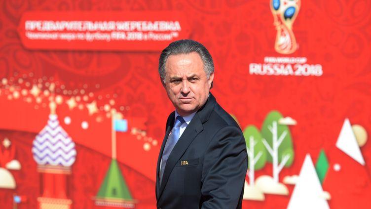 Le ministre des sports russe, Vitaly Mutko. (KONSTANTIN CHALABOV / RIA NOVOSTI)
