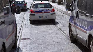 Garde à vue levée mardi 2 janvier pour deux personnes arrêtées en marge de l'agression de policiers à Champigny-sur-Marne dimanche 31 décembre. (MAXPPP)