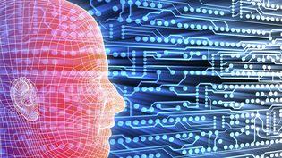 La reconnaissance faciale, une technologie que l'entreprise françaiseIdemia développe à un haut niveau. Elle vientde remporter le concours internationalFace Recognition Vendor Test. (Illustration) (GETTY IMAGES / SCIENCE PHOTO LIBRARY RF)