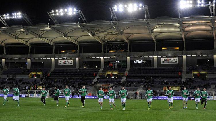 Le Stadium pourrait accueillir les matches de Ligue 2 de Luzenac. (PASCAL PAVANI / AFP)