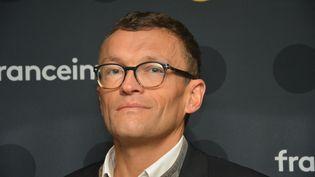 Sylvain Tesson (JEAN-CHRISTOPHE BOURDILLAT / RADIO FRANCE)