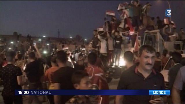 Irak : la ville de Mossoul est officellement libérée